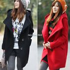 Hot Women Thicken Warm Winter Coat Hood Parka Overcoat Long Jacket Outerwear
