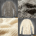Hollister by Abercrombie Womens Sweater Rockpile Boyfriend Cardigan XS S M L NEW