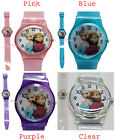 Disney Frozen Elsa + Anna Enfants Filles Montre Girls Children Watch 4 Couleurs