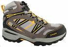 Berghaus Exterra LT Gore-Tex Tech Mens Grey Yellow Hiking Boots 420405G29  D33