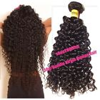 6A Unprocessed Malaysian Human Hair Extension 100% Virgin Kinky Curly Weave Weft