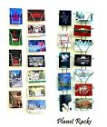 "Planet Racks 6"" X 9"" Greeting Card Wall Display ( 2 Sizes To Choose) Made In USA"