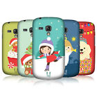 HEAD CASE JOLLY CHRISTMAS TOON BACK COVER FOR SAMSUNG GALAXY S3 III MINI I8190