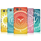 HEAD CASE OLYMPIAN MANDALA SNAP-ON BACK COVER FOR SONY XPERIA Z3 COMPACT D5833