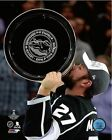 Alec Martinez Los Angeles Kings 2014 Stanley Cup Trophy Photo (Size: Select)