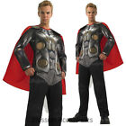 CL156 Thor 2 Avengers Marvel Licensed Superhero Hero Halloween Mens Costume