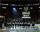 Los Angeles LA Kings Staples Center 2014 Stanley Cup Banner Photo (Size: Select)