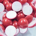 Genuine Swarovski Red Coral Hotfix Pearl Iron on Crystal Gem Bead 3mm 4mm 7mm