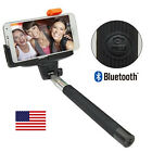 Handheld Bluetooth Selfie Stick Monopod Extendable HTC iPhone 5s 6 Plus Samsung