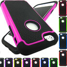 Heavy Hybrid Polka Dot Shockproof Rugged Rubber Hard Case for iphone 6 / 6 plus