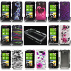 For HTC Titan X310E AT&T Colorful Design Hard Case Snap On Cover Phone Accessory