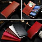 Luxury Glossy Leather Flip Wallet Case Stand Cover For Sony Xperia Z Ultra XL39H