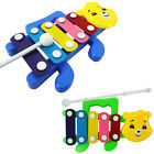 New Baby Child Kid 5-Note Xylophone Musical Toys Wisdom Development Bear Perfect