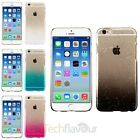 """Transparent Hard Rear Gradient Water Drop Back Case For Apple iPhone 6 4.7"""" inch"""