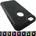 For iPhone 6 Plus iPhone 6 Shockproof Hybrid Rugged Rubber Matte Hard Case Cover