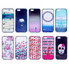 1×Pop Two in One Back Case For Apple Samsung Hybrid TPU Silicone Rubber PC Cover