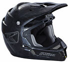 Klim F4 Helmet ECE Stealth Black Adult MD-3XL