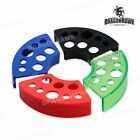 Tattoo Supplies Holes Ink Cap Cup Stand Holder Supply Plastic