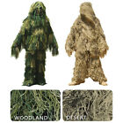 Condor - Ghillie Suit 3 Piece Set - Choice of Camouflage & Size - Tactical Gear