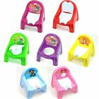 New Baby Children's Toilet Training Potty Chair Seat Pot & Lid Pink Red Green