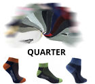 Wrightsock 505 Double Layer Coolmesh Quarter Socks - 6/Pack