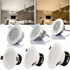 6x 3W 7W 12W LED Ceiling Downlights Angle Adjustment Recessed Spotlights Lights