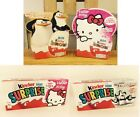 KINDER SURPRISE Hello Kitty & Penguins of Madagascar Boys/Girls Eggs 2015 NEW