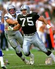 Howie Long Oakland Raiders NFL Action Photo (Select Size)