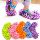 1PAIR CHIC Mop Slipper Floor Polishing Cover Cleaner Dusting Cleaning Foot Shoes