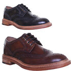 013388 Justin Reece Dylan Good Year Welted Mens Lace up Brogue High Shine Effect