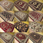 Small Medium Extra Large Quality Floral Traditional Big Floor Carpets Rugs Mats