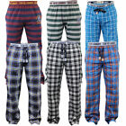 Mens Pyjamas Tokyo Laundry Lounge Pants Bottoms Striped Checked Trousers Casual