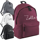 Zoella Backpack - YouTube Blog Just Say Yes Vlogger Unisex School College Bag