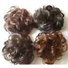 Vest 2014 Clip In Ponytail Bun Scrunchie Drawstring Pick Color Hair Extension