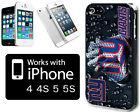 NY New York Giants NFL Football iPhone 4 4s 5 5s 6 6 Plus Plastic Phone Case ng1