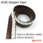 Draught Excluder Draft stopper sealing tape for window & door wind weather strip