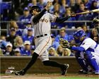 Hunter Pence San Francisco Giants 2014 World Series Game 7 Action Photo