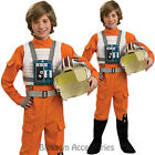 CK312 Star Wars X-Wing Fighter Pilot Child Boys Kids Book Week Costume Outfit