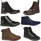 Firetrap Baccara Lennon Tempo Mens Synthetic Leather Boots