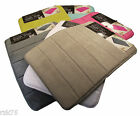 Ultimate Memory Foam Bath Mat, Design Super Soft Non Slip Mat, 43 x 61 cm