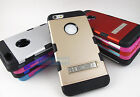 FOR APPLE IPHONE 6 / 6 PLUS SHOCK PROOF TUFF TROOPER CASE STAND COVER+STYLUS