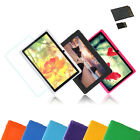 """iRulu Tablet 7"""" New Google Android 4.4 Quad Core 1024*600 HD w/ Screen Protector"""
