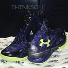 UNDER ARMOUR STEPHEN CURRY 1 PE DARK MATTER GOLDEN STATE WARRIORS CANDY STARS