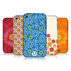HEAD CASE DESIGNS DAISY PATTERNS HARD BACK CASE FOR APPLE iPHONE 3GS