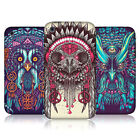 HEAD CASE DESIGNS ETHNIC OWLS HARD BACK CASE FOR APPLE iPHONE 3GS