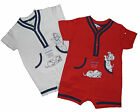 Baby Boys Rompers Sleep suit Day Outfit 101 Dalmatians 100% Cotton 3M 6M 9M
