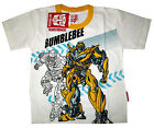 AUTOBOTS TRANSFORMERS BUMBLEBEE cotton summer t-shirt S-XL Age 3-8y Free Ship