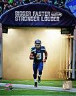 Russell Wilson Seattle Seahawks NFL Action Photo QF059 (Select Size)