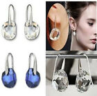 NEW Fashion Women earrings Crystal Rhinestone Dangle Drop Hook Earrings Ear Stud