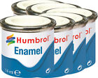 HUMBROL RLM Matt Enamel Paint 14ml - Choose Colour